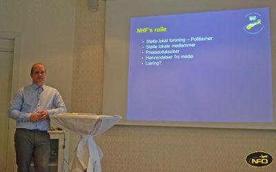 Foredrag på representantskapsmøtet