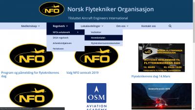 Revidert hovedavtale og flyteknikeroverenskomst