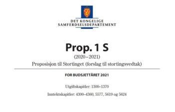 Statsbudsjettet 2021