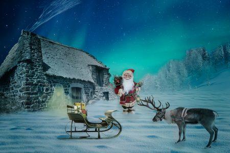 God jul og godt nytt år 🎅